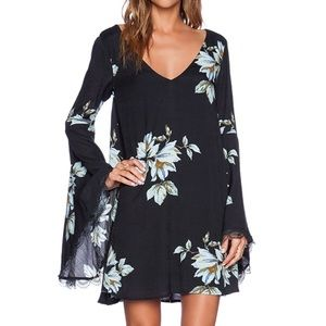 Free People Wanderer Mini Dress